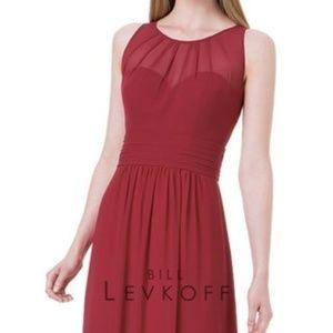 Bill Levkoff bridesmaid dress 1204